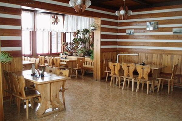 Ubytování Špindlerův Mlýn - Chata nad Špindlerovým Mlýnem - restaurace